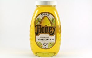 2lb Pure Wildflower Honey