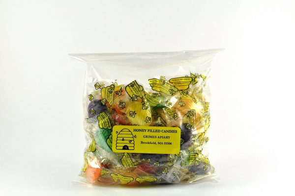 ½lb bag of Assorted Honey Filled Candy