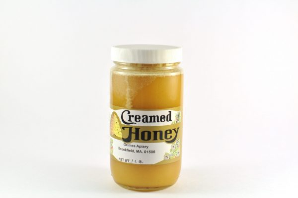 1lb Creamed Honey