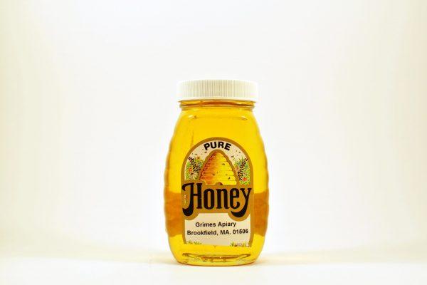 ½lb Pure Wildflower Honey