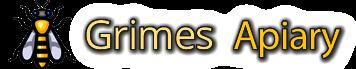 Grimes Apiary Logo